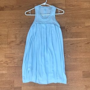 Flowy Babydoll Dress -TOBI